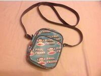 Paul frank kids shoulder bag used £2