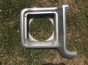 1973 to 1978 Chevrolet & GMC pickup right headlamp bezel
