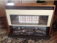 Fireplace gas used good working £35