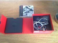 Heartbeats In Ear Headphones Beats by Dr. Dre