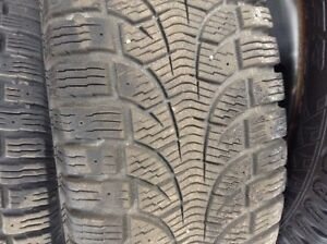 Pirelli winter carving edge 235/45r17