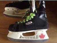 Ice skates Bauer Laser 46
