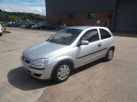 Vauxhall Corsa 1.0 Life 3 DOOR - 2004 53-REG - FULL 12 MONTHS MOT