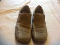 Mens Shoes Casual Shoes Memphis One Casual Lace-up Shoes size: 40/6 used £3