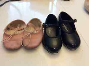 Kids Ballet and Tap Shoes