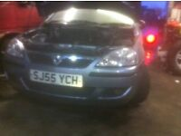 55 plate Corsa c 1.3 cdti diesel for breaking/parts