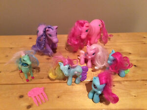 My little pony figurines Kingston Kingston Area image 1