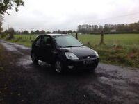 24/7 Trade sales NI Trade Prices for the public 2005 Ford Fiesta 1.4 Zetec 3 Door 55.000 miles