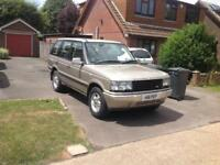 Land Rover Range Rover Dse DIESEL AUTOMATIC 1998/H