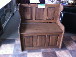 Storage Bench - New