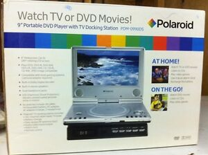 Tv/DVD portable  Cambridge Kitchener Area image 1