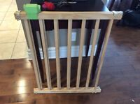 gate for kids barriere pour enfants