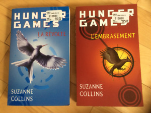 Romans Hunger Games de Suzanne Collins
