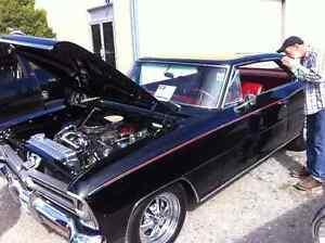 1966 Acadian, Canso SD