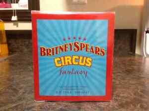 """NWT Britney Spears """"Circus Fantasy"""" perfume Regina Regina Area image 1"""