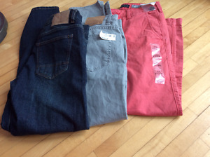 Jeans,  Chinos