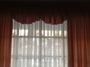 Sheers and Drapes