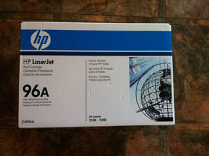 Cartouche d'encre HP 96A Neuf / New HP Toner Cartridge 96A