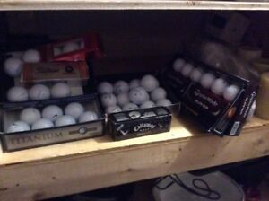 Golf balls for sales / 98% NEW