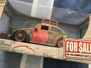 JADA 1:24 Scale 1959 Volkswagon Beetle Die Cast