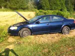 2005 Sebring for sale parts or repair