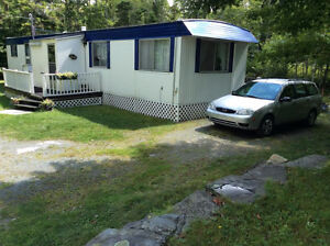 mobile home for sale on 1.3 acres of land