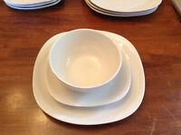 Vaiselle, set 16 morceaux de cuisine