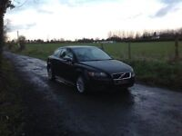 24/7 Trade sales NI Trade Prices for the public 2007 Volvo C30 1.8 SE LUX Black Full mot