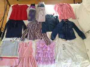 Vêtements pour enfants. (fillettes)
