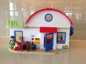 Playmobil Suburban Home