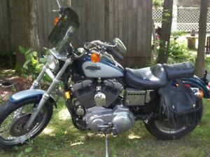 99 sportster for trade or sale