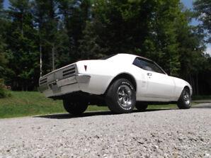 1968 Pontiac Firebird 400 4spd California car