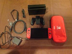 Nintendo Switch Bundle Package