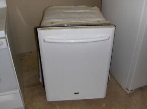 dishwasher, fridge and stove