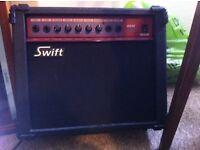 Swift BA20 Bass Guitar Amp Amplifier, Mint Condition! 20Watt.
