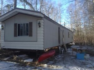 1970s 14x70 mobile home