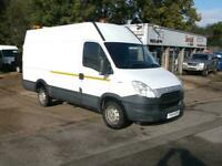 Iveco Daily 2.3,2014,14 REG,WHITE,1 OWNER,ONLY 96k,YEARS MOT,VERY TIDY VAN