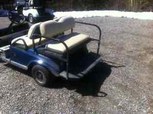 Club Car Convertable Golf-Utility Cart