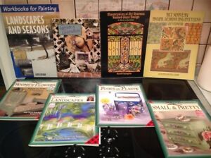 Arts and crafts  painting books