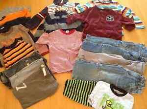 Lot vêtements garçon 3 ans **19 items=25$**