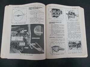 1955 Oldsmobile shop manual London Ontario image 8