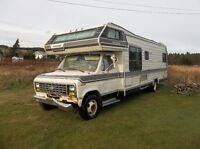 Home away from Home- Rockwood motorhome