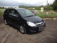 24/7 Trade sales NI Trade prices for the public 2010 Vauxhall Zafira 1.7 CDTI Ecoflex Energy