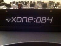 Allen & Heath Xone DB4 Dj Mixer