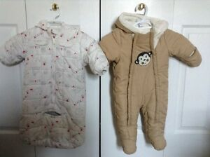Baby spring suits