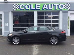Fully Loaded 2015 Ford Fusion AWD SE