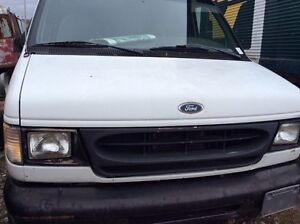PARTING OUT FORD CUBE VAN London Ontario image 2