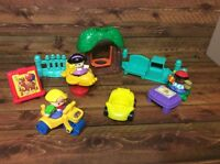 Fisher Price Little People Park Set