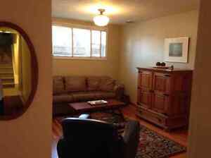 Weekly Furnished Rental in Old Strathcona