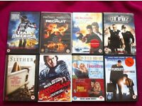 DVD Bundle 8. 8 for £4